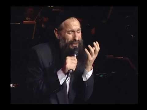 הרב פינטו עם הזמר מרדכי בן דוד/ מאוד מאוד מרגש