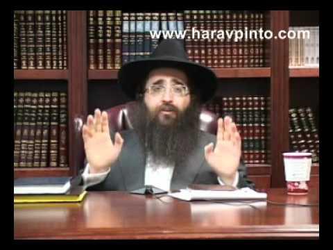 יסוד שכל יהודי צריך ללכת איתו בחיים