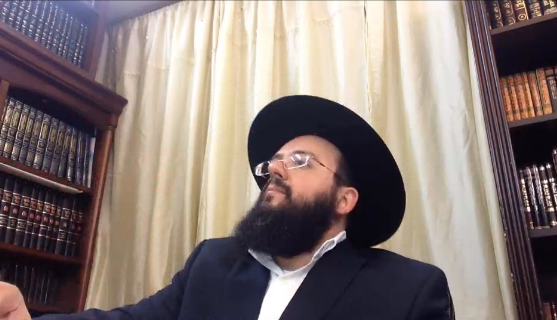 רבי אברהם סעדון / מוסר על פרשת וישב