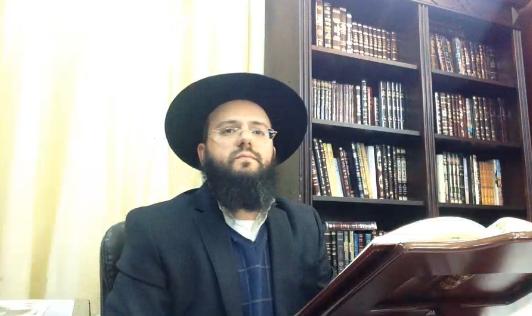 רבי אברהם סעדון / פרשת ויגש