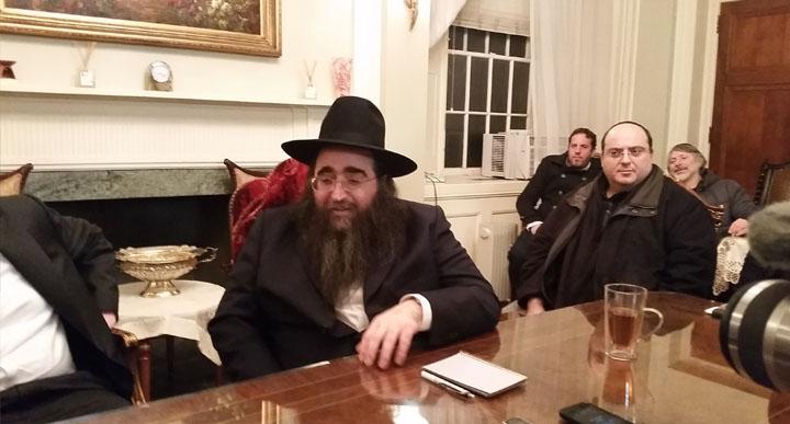 הרב פינטו - הכנת הנפש לחג הפסח - זמן הגאולה - ד' בניסן תשע