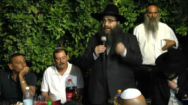 הרב פינטו – לדבוק במצוה – התקיים בבית שאן