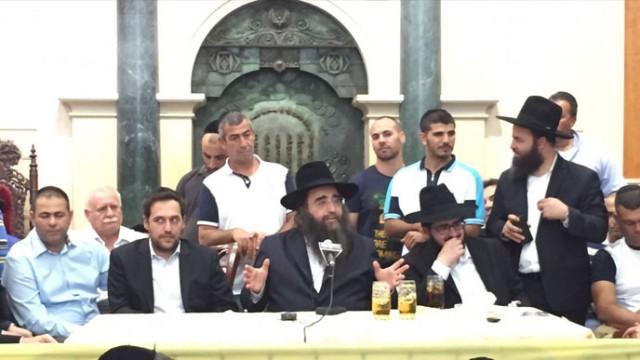 """הרב פינטו – שיעור השבועי באשדוד – כ""""ד בסיון – פרשת שלח לך"""