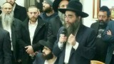 """הילולת הבבא סאלי בהשתתפות האדמו""""ר בעיר חיפה"""