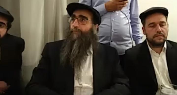 ליל פורים - איש יהודי מיהודה / איש ימיני מבנימין