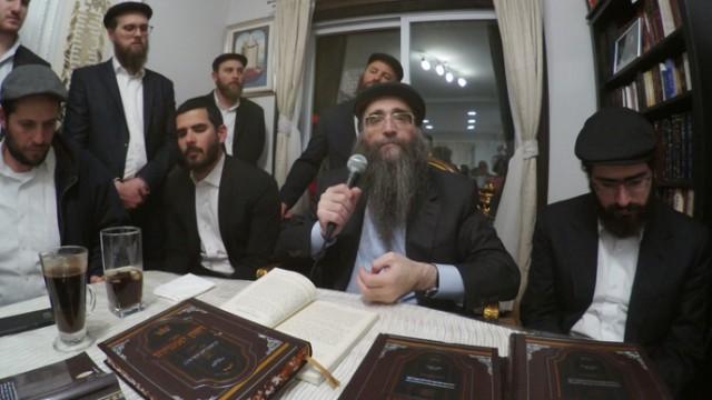 """שבחי רבי שמעון בר יוחאי – חלק י""""ב /  התקיים בקווינס"""
