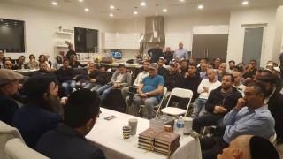 מוסר עצום על רבי שמעון בר יוחאי – התקיים בלוס אנגלס