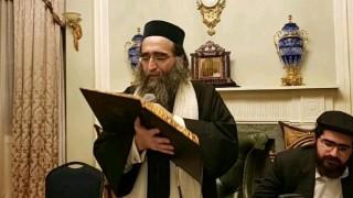 מורנו ורבנו זועק מקירות ליבו על ירושלים ומה התיקון האמיתי לבנינה